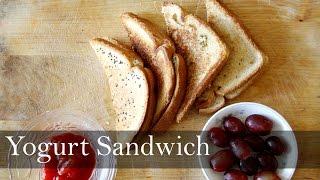 Veg Yogurt Sandwich   Easy Healthy Indian Breakfast & Evening Snacks Recipes By Shilpi