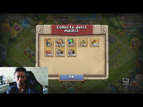 Mega Packs Aujourd'hui - Castle Clash