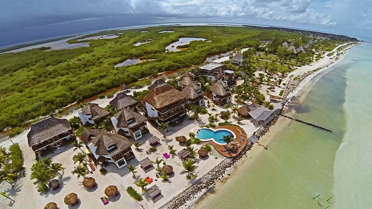 Top10 Recommended Hotels In Holbox Island Quintana Roo Mexico
