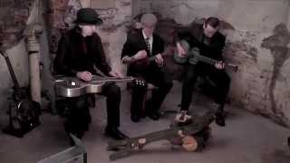 The Ukulele Uff and Lonesome Dave Trio - Ghost Dance