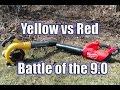 Milwaukee M18 FUEL Blower vs Dewalt Flexvolt 60v Blower