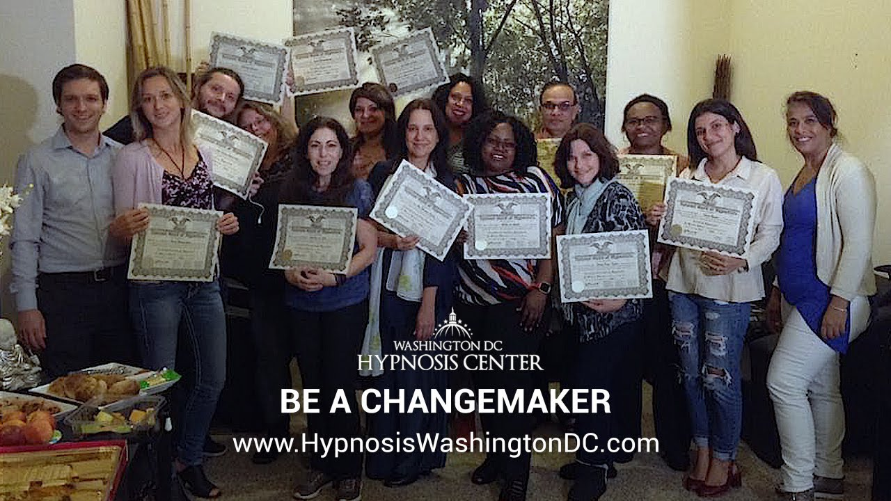 Hypnosis Training in Maryland and Virginia - Washington DC