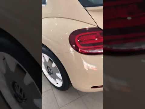 2019 Volkswagen Beetle Video at Volkswagen of Peoria