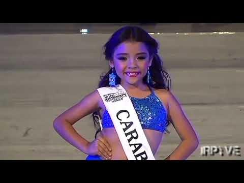 Traje de Baño Mini Venezuela Mundo 2015 Gala Final Parte 3