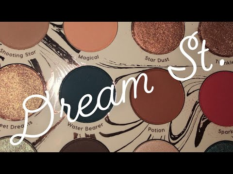 Dream St. palette colourpop & Kathleen lights try on and thoughts thumbnail