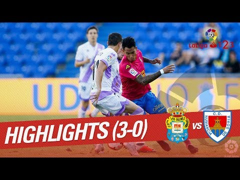 Resumen de UD Las Palmas vs CD Numancia (3-0)
