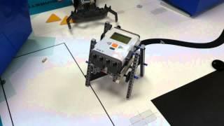 Шагающий робот NXT (2.0)