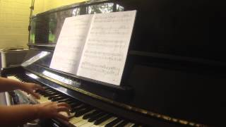Let's Call the Whole Thing Off by Gershwin  |  AMEB Piano for Leisure grade 4 series 3