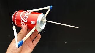 How to Make Powerful Guns from Coca Cola