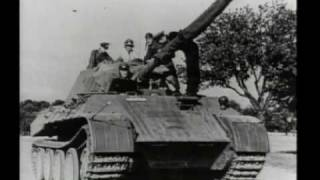 PANZER - Panther tank - the development