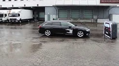 Audi Pre Sense front, Pre Sense basic und Paket Tour