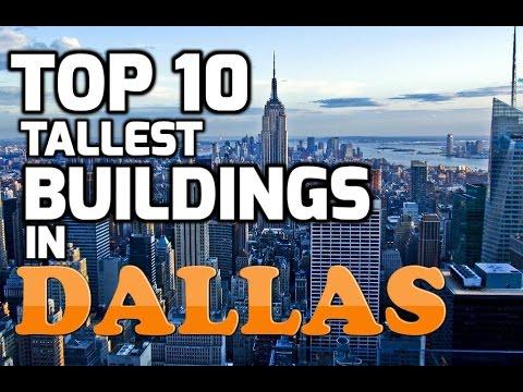 Top 10 Tallest Buildings in DALLAS