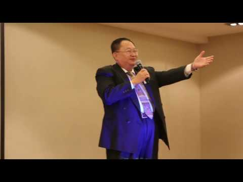 TOGA CHAT Training In Manila, Part 1: THE SPEAKERS