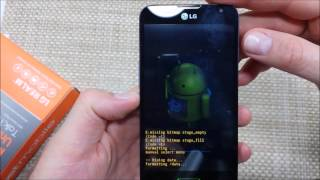 LG Realm how to do a Alternate Factory Data reset Hard master reset