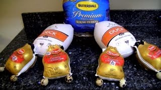 Thanksgiving Turduckenen-duckenen