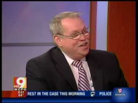 William Hesch WCPO 8AM 3 8 09 American Recovery and Reinvestment Act of 2009