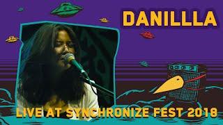 Danilla Live at Synchronizefest 5 Oktober 2018