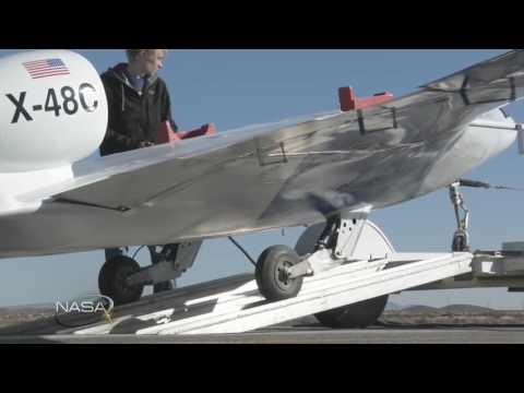 NASA X Future Technology Evolution UAV Aircraft Boeing X 48 ✪ Aircraft Documentary HD