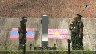 """Để tình hữu nghị Việt – Lào """"mãi mãi xanh tươi"""""""