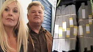 Man Finds Staggering Fortune Hidden Inside Abandoned Storage Container Purchased For $500