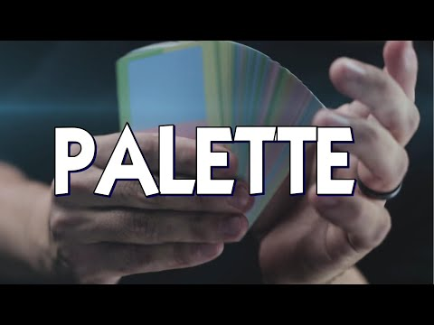 Deck Review - Palette Playing Cards