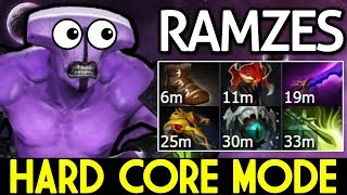 RAMZES [Faceless Void] Hard Core Mode Carry 7.14 Dota 2