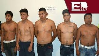 Detienen a 13 secuestradores en Ecatepec, Estado de México / Titulares con Vianey Esquinca