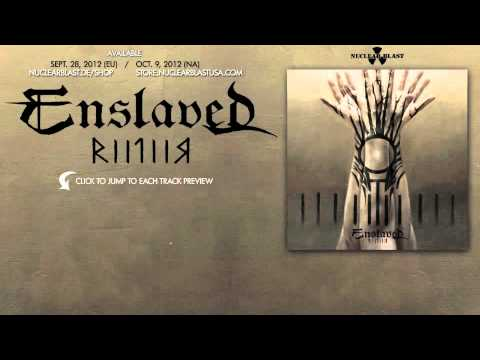 ENSLAVED - RIITIIR (OFFICIAL PROMO)