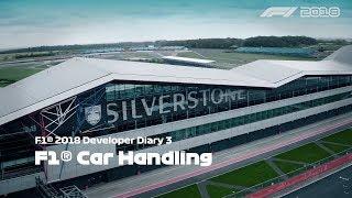 F1 2018 - F1 Car Handling - Developer Diary #3