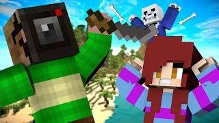 UNDERTALE SURVIVAL GAMES | Minecraft Roleplay Minigame
