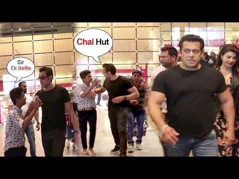 Bobby Deol's SHOCKING Behaviour With  At Airport After Getting RACE 3 From Salman Khan