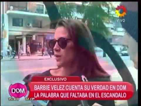"""Barbie Vélez: """"No soy una pirómana, no soy una enferma mental"""""""