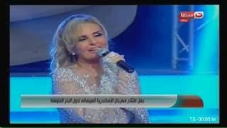فيديو رد فعل يسرا بعد مغازلة معجب لها في مهرجان الإسكندرية