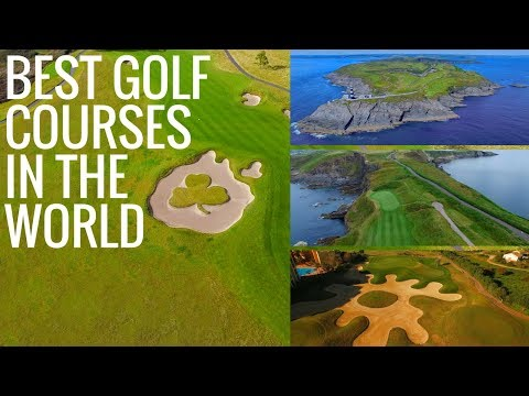 The best golf courses in Ireland