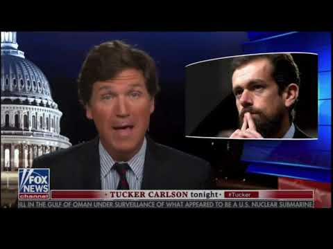 Tucker Carlson DESTROYS Twitter CEO Jack Dorsey following Veritas #ExposeTwitter Video Goes Viral!