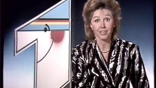 ARD 01.01.1986 Tagesschau Programmansage