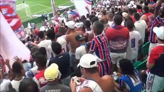 TORCIDA BAMOR - Bahia x America MG (2015)