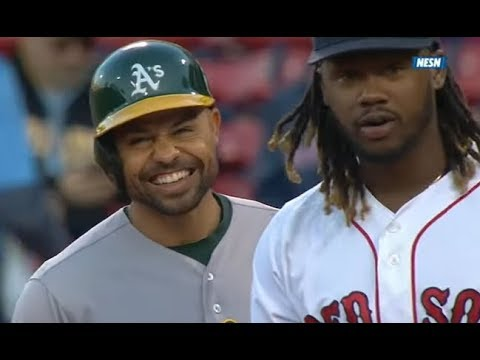 Hilarious MLB Bloopers Volume 1