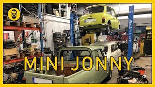 Jonny's MINI collection (ENG SUBS)