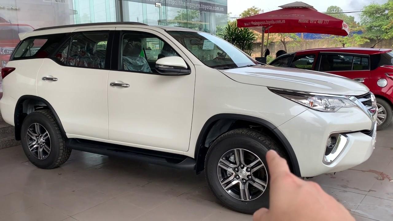 Toyota Fortuner 2019  máy dầu số tự động bao nhiêu tiền - Mạnh Toyota