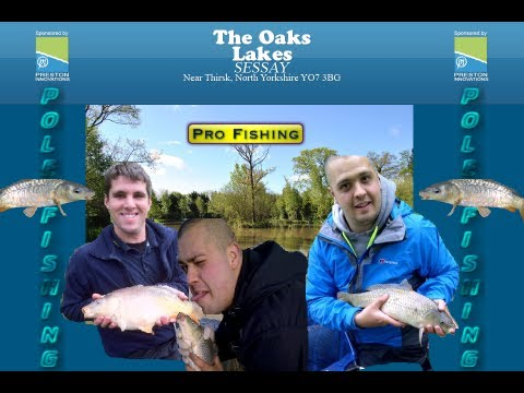 Angling Trust News  Doncaster debutant Paul Christie books his     Ben Fisk Angling   blogger Related Posts to The Oaks Lakes Sessay Thirsk