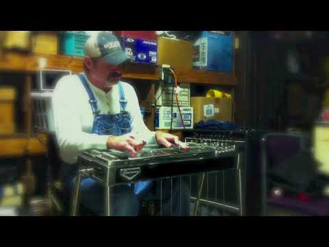 I Love You So Much It Hurts Me - Scott Anderson Steel Guitar