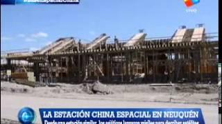 Base espacial china en Argentina