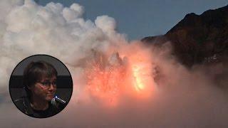 Repeat youtube video USGS Scientist Describes Lava Delta Collapse (Jan. 3, 2017)