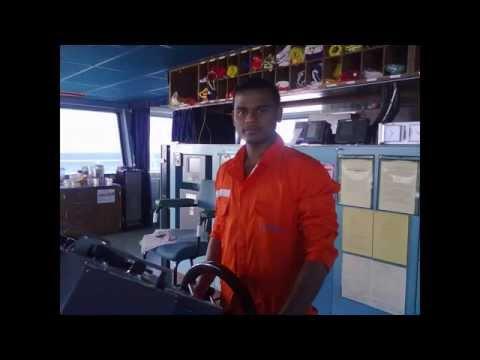 seaman life in merchant vessels
