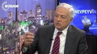 Hevpeyvîna Rûdawê bi Parlamenterê HDPyê Dengîr Mîr Mehmet Firat re