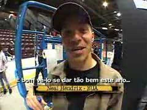 World Champion of Skateboard - Sandro Dias