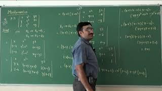 II PUC | Mathematics | Determinants-14