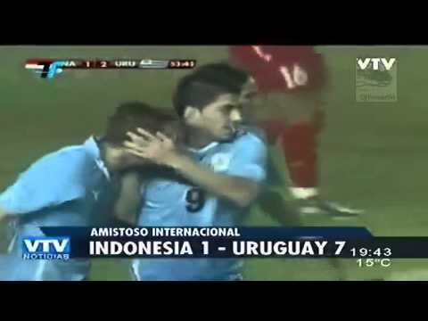 Uruguay 7 vs Indonesia 1 HD (2010)