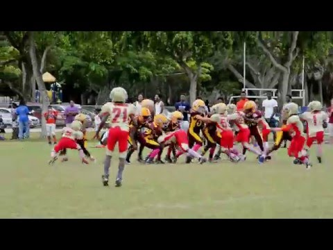 Lake lytal football youth 49ers 2015 Reg Season